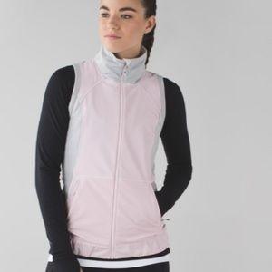 Lululemon let's get visible vest size 6